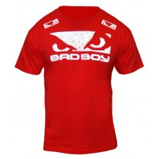 Bad Boy Kids Walk In Tee (Red)