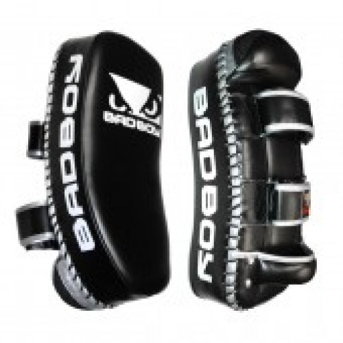 BAD BOY CURVED PU THAI PADS