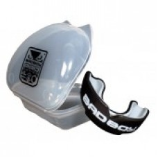 Bad Boy Pro Series Mouth Guard (Black)