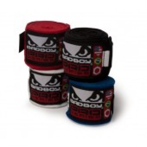 BAD BOY PRO SERIES 2.5M STRETCH HAND WRAPS