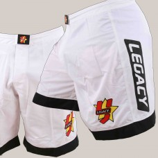 LEGACY White Lightweight Fight Shorts