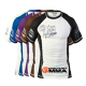 Tatami IBJJF Short Sleeve Rank Rash Guard