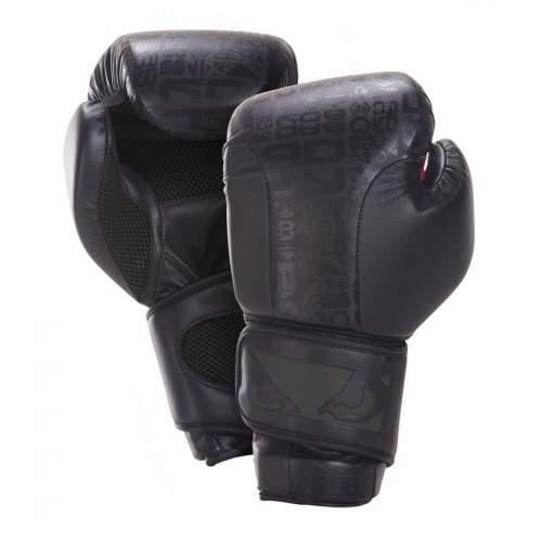 Bad Boy Legacy Boxing Gloves - Black