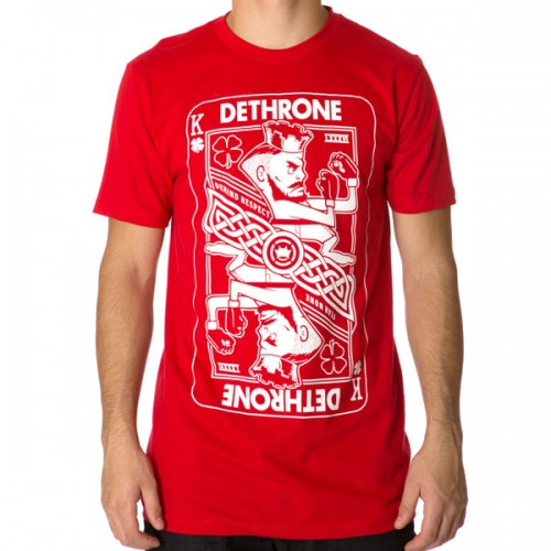 Dethrone Conor McGregor Official Walkout RED