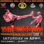 THROWDOWN 5